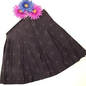 Banana Republic Pleated Skirt Size 0